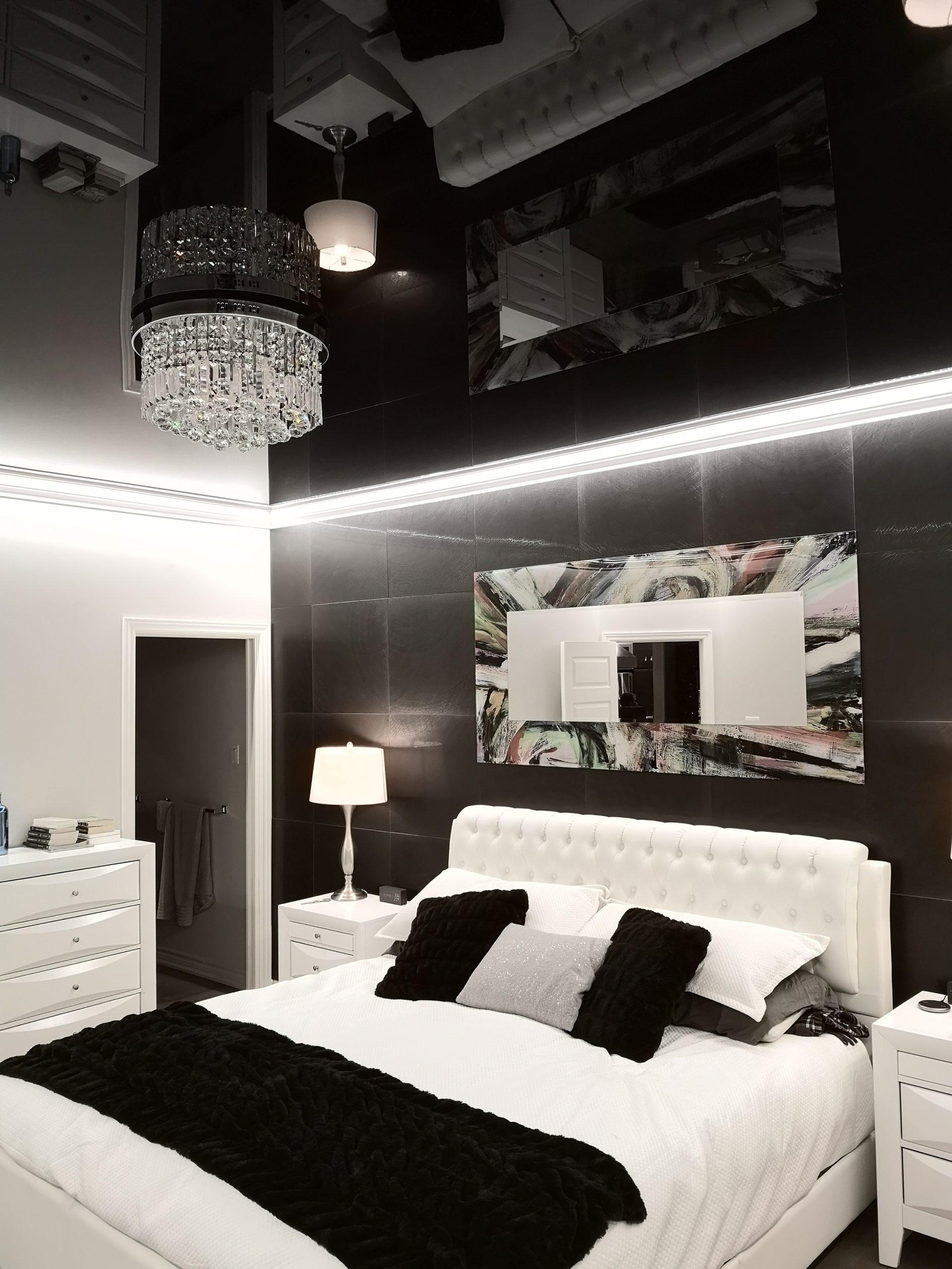 stretch ceiling restaurant